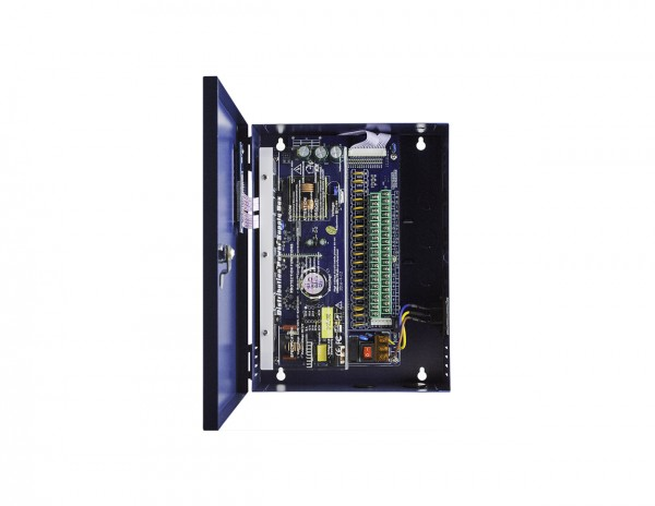 GTPS20A/18W - 20 Amp/18 Output Power Supply Unit