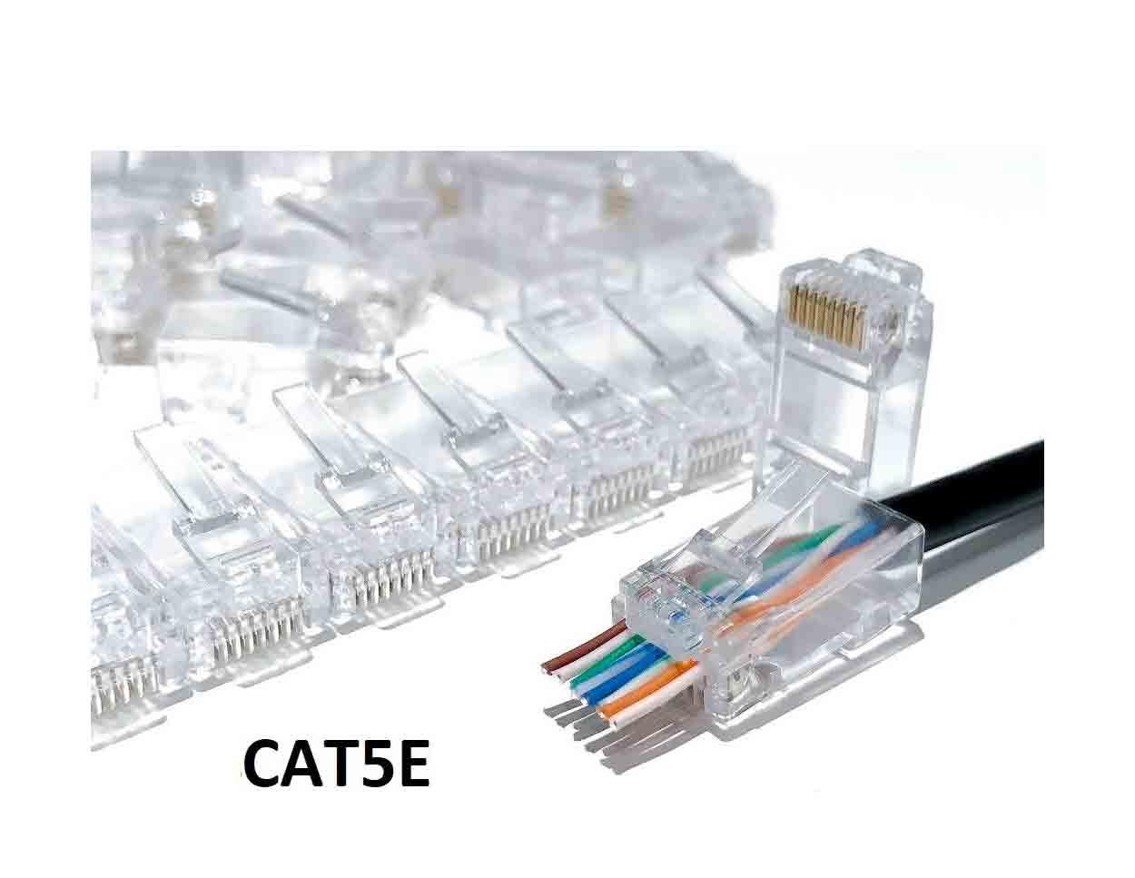 GTRJ45/100PRO - CONNECTORS for CAT5 CAT5E CAT6