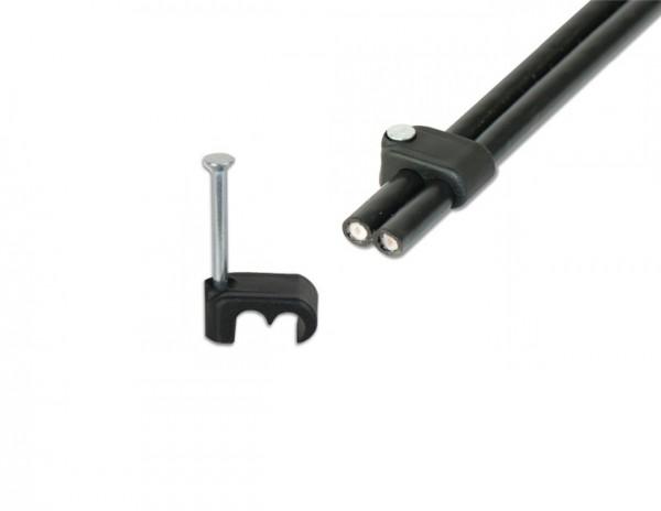 GTSHOCB - Clips for Black Shotgun Cable